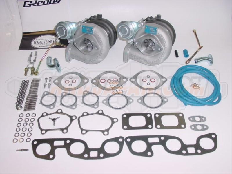 Trust GReddy T517Z Turbo Kit 8.0cm - BNR32 BCNR33 BNR34