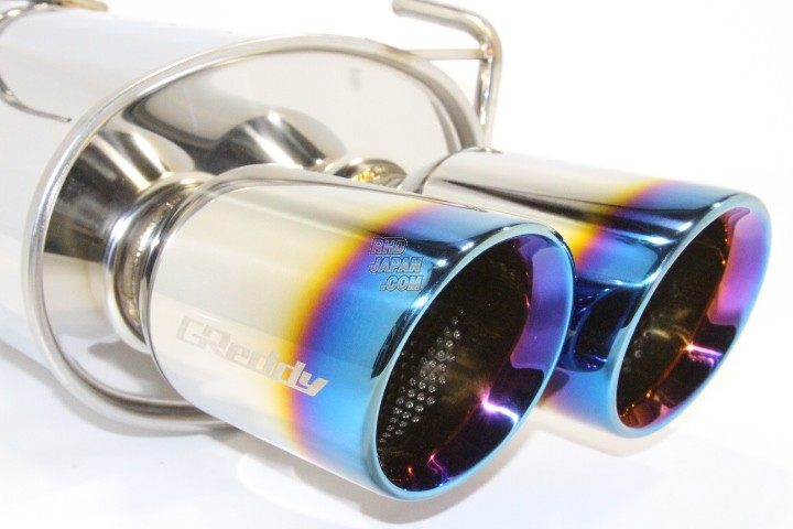 Trust GReddy PE-R Power Extreme Stainless Muffler - R35