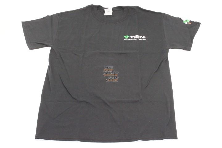 Tein Black T-Shirt - Medium