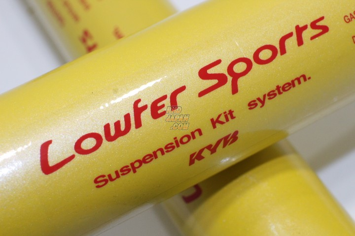 KYB Lowfer Sports Suspension Kit - Axela Hybrid BYEFP