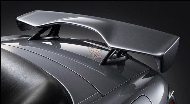 Honda OEM Type-S Trunk Lid Spoiler Inner Foot Left NH609P - S2000 AP2
