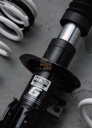 HKS Hipermax G Shock Absorber & Spring Suspension Kit - Crown Athlete ARS210 GRS214