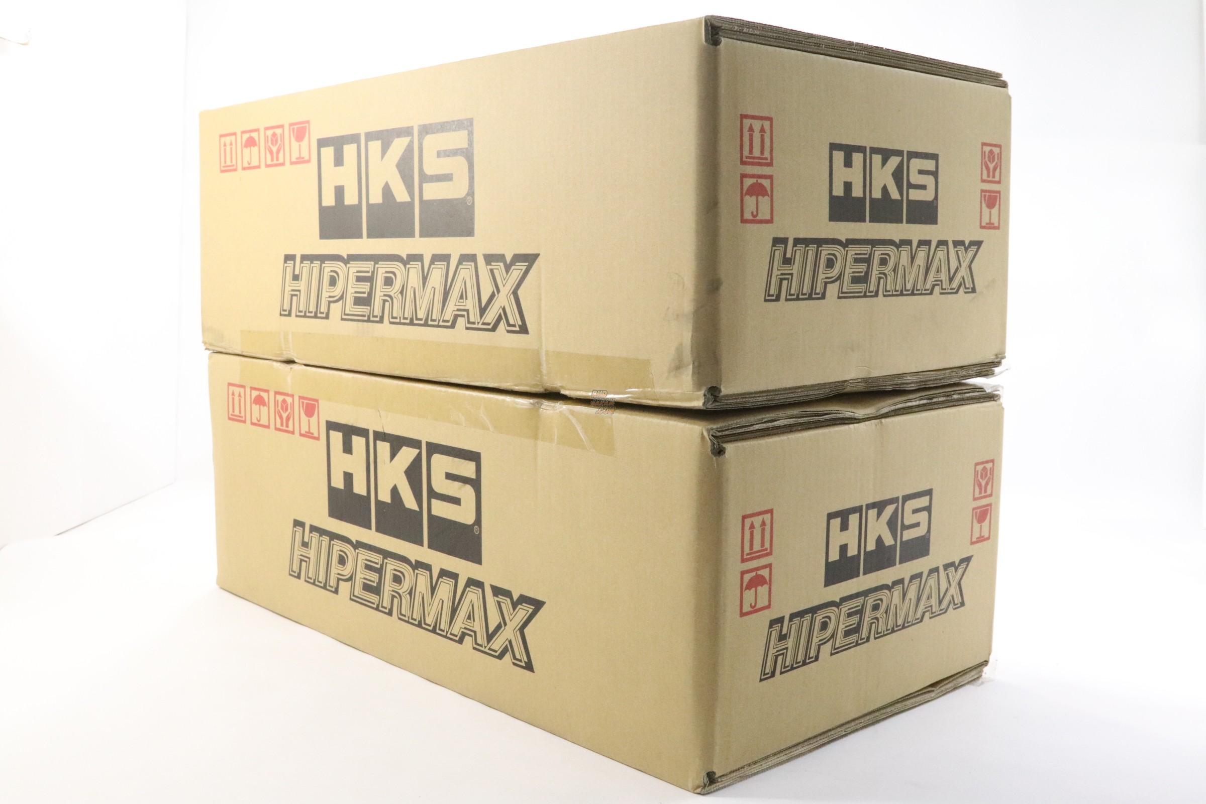 HKS Hipermax Coilover Suspension S-Style X - UZS175 JZS177