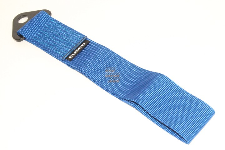 Cusco Tow Strap - Blue