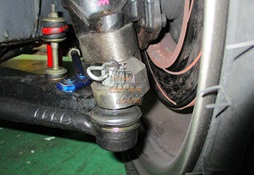Zegrace Knuckle Set Type-G for Grip - AE86