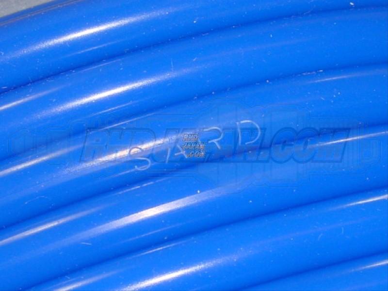 Sard 4mm X 20m Silicone Hosing - Blue