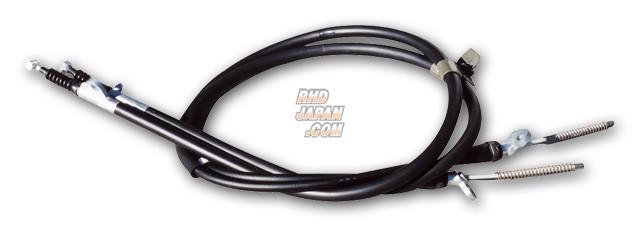 Yanack Rear Inner Drum E-Brake Cable Kit - S14 S15