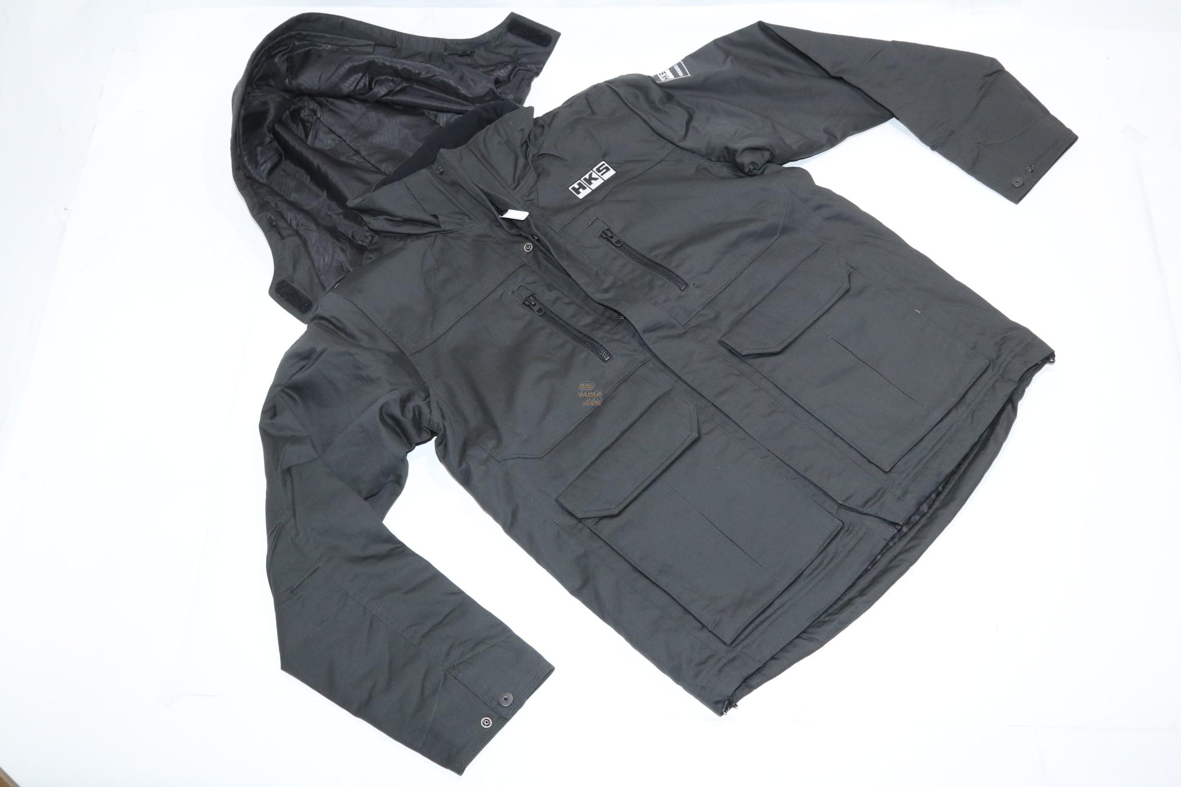 HKS Warm Jacket Limited Edition - 4L