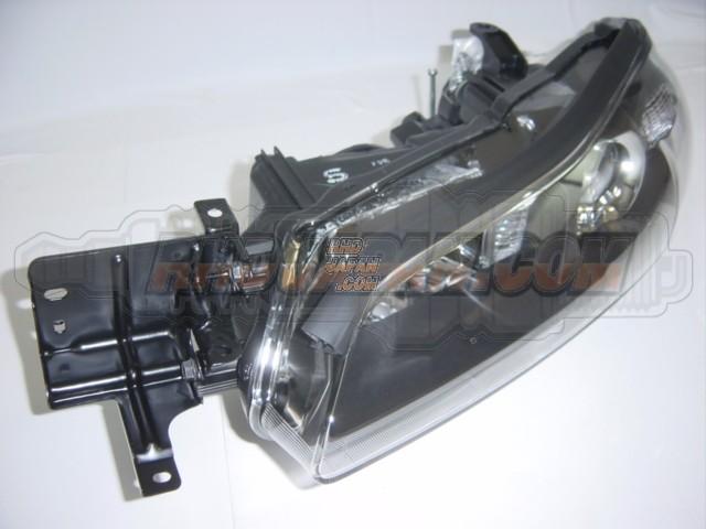 NISSAN XENON Headlight HID Left Side - S15 Silvia