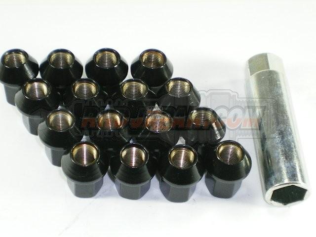 Nismo S-Tune MM-8 Aluminum Road Wheel - Lug Nut Set