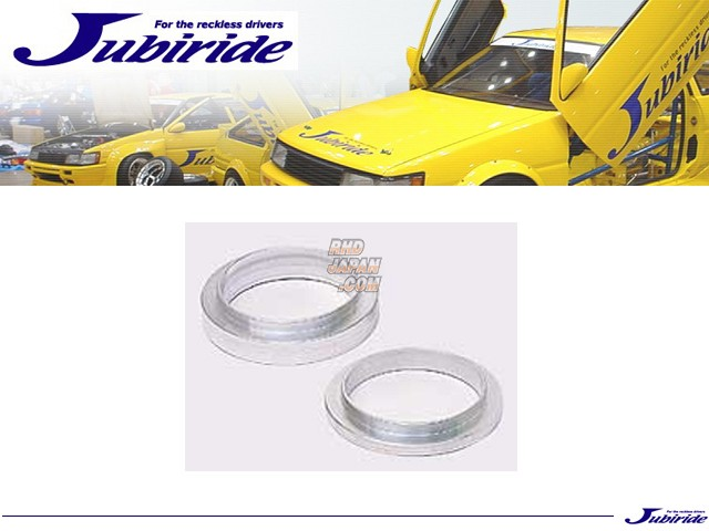 JUBIRIDE Spring Spacers 20mm - Levin Trueno AE86