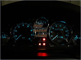 RS PRODUCTS White Lights Bulbs for Gauge Console Mazda Roadster NA