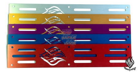 WELD Heat Sink Valve Cover Version 2 Flare Type Red - RPS13 PS13