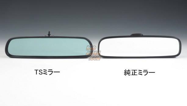 Zoom Engineering TS Mirror - Silver Carbon