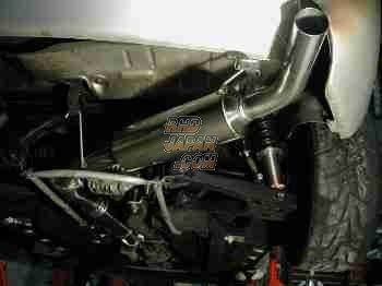 RS Factory Stage N-Zero2 Kan Exhaust Muffler - NA6CE NA8C