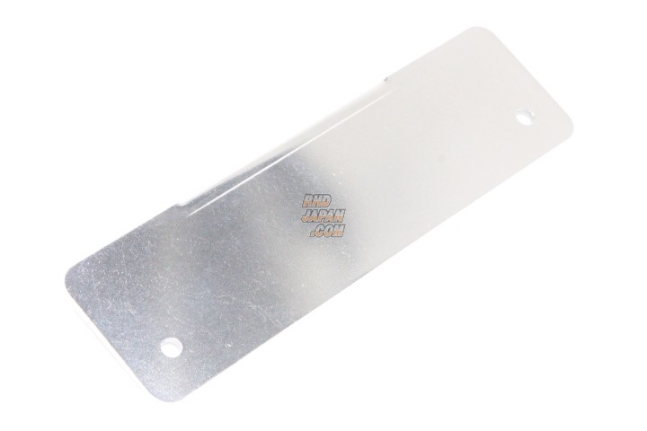 CUSCO Front License Plate Offset Mount - CD9A CE9A Evo II