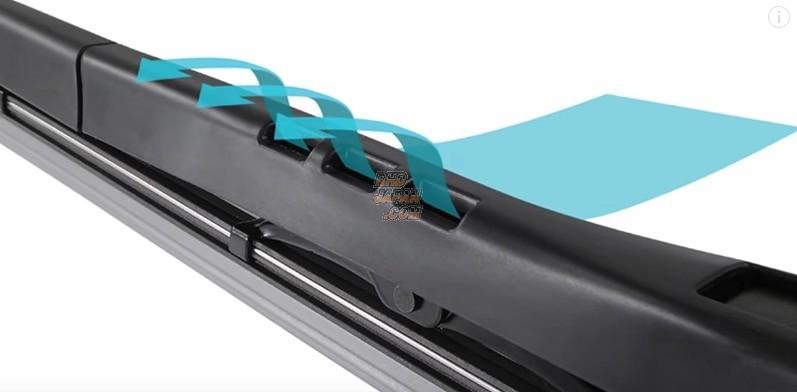 PIAA Aero Vogue Wiper Blade - 430mm