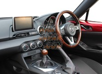 Real Shift Knob Stainless - ND5RC