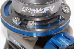 Trust GReddy Type FV BOV Blow Off Valve - GC8 GF8 Applied D~E