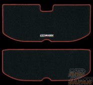 Mugen Sports Luggage Mat Black Red - JH1 JH2