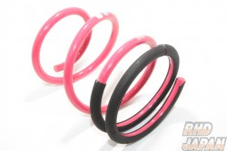 HKS Direct Bright Meter - Water/Oil Temperature White Panel with Black Scale