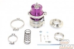 HKS GT II Wastegate Bypass V-Band Clamp - 60mm