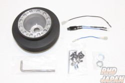 Super Now Large Diameter Alternator And Water Pulley Purple - FD3S