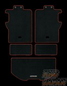 Mugen Sports Luggage Mat Black Red - JG1 JG2