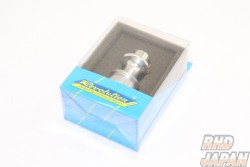 Mugen Wheel Nut and Lock Set 5H Silver