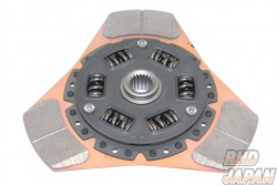 CUSCO Metal Single Clutch Disc - Carina Corolla Levin Trueno MR-2 MR-S Starlet