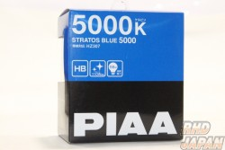 PIAA Stratos Blue 5000k Halogen Bulbs H11