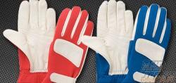 The Man Spirit Racing Gloves #0050 - Red M