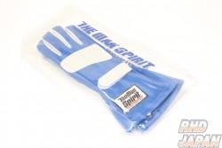 The Man Spirit Racing Gloves #0050 - Marine Blue L
