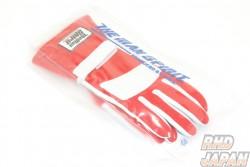 The Man Spirit Racing Gloves #0058 - Red L