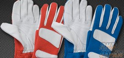 The Man Spirit Racing Gloves #0058 - Marine Blue M
