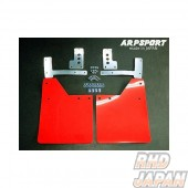 Laile ARP Sport Mud Flap Front Red - ST205