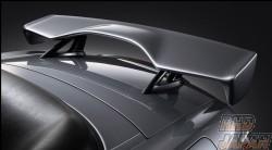 Honda OEM Type-S Trunk Lid Spoiler Inner Foot Left NH565 - S2000 AP2