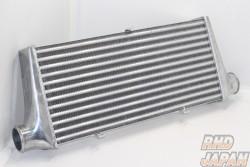 HPI Front Mount Intercooler Kit Evolve Type-WF Black Hose Spring Clamp - ECR33