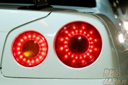 Sun Line Racing SLR-R Multi LED Tail Light VER1 Turn Signal With Small Light Option - BNR34