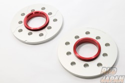 Night Pager High Durability Tread Changer Wheel Spacers - 10mm 5 Hole 60mm Body 73mm Wheel