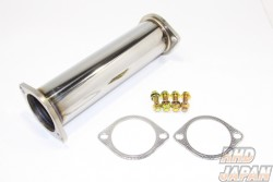 URAS Shekarashika! Catalyzer Straight Pipe - MZ20