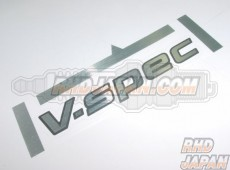 Nissan OEM V-SPEC Rear Trunk Sticker - BNR34