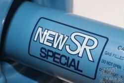 KYB SR Special Full Damper Set - NCP131 To 01/14