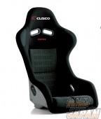 Cusco X BRIDE ZETA III +C Type-L Full Bucket Seat FRP - Black Logo