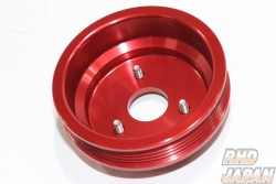 Revolution Sequential Aluminum Pulley Red - RX-8 SE3P Kouki