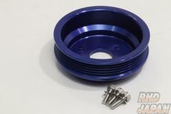 Revolution Sequential Aluminum Pulley Blue - RX-8 SE3P Kouki