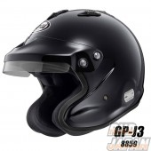 Arai Racing Helmet GP-J3 8859 Black - 60 to 61cm