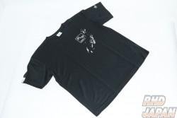 MCR Matchless Crowd Racing Logo Dry T-Shirt Matchless Crowd Racing - Black XL