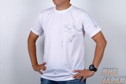 MCR Matchless Crowd Racing Logo Dry T-Shirt Matchless Crowd Racing - White XL