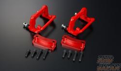 J's Racing Rear Big Brake Kit Caliperless - CL7